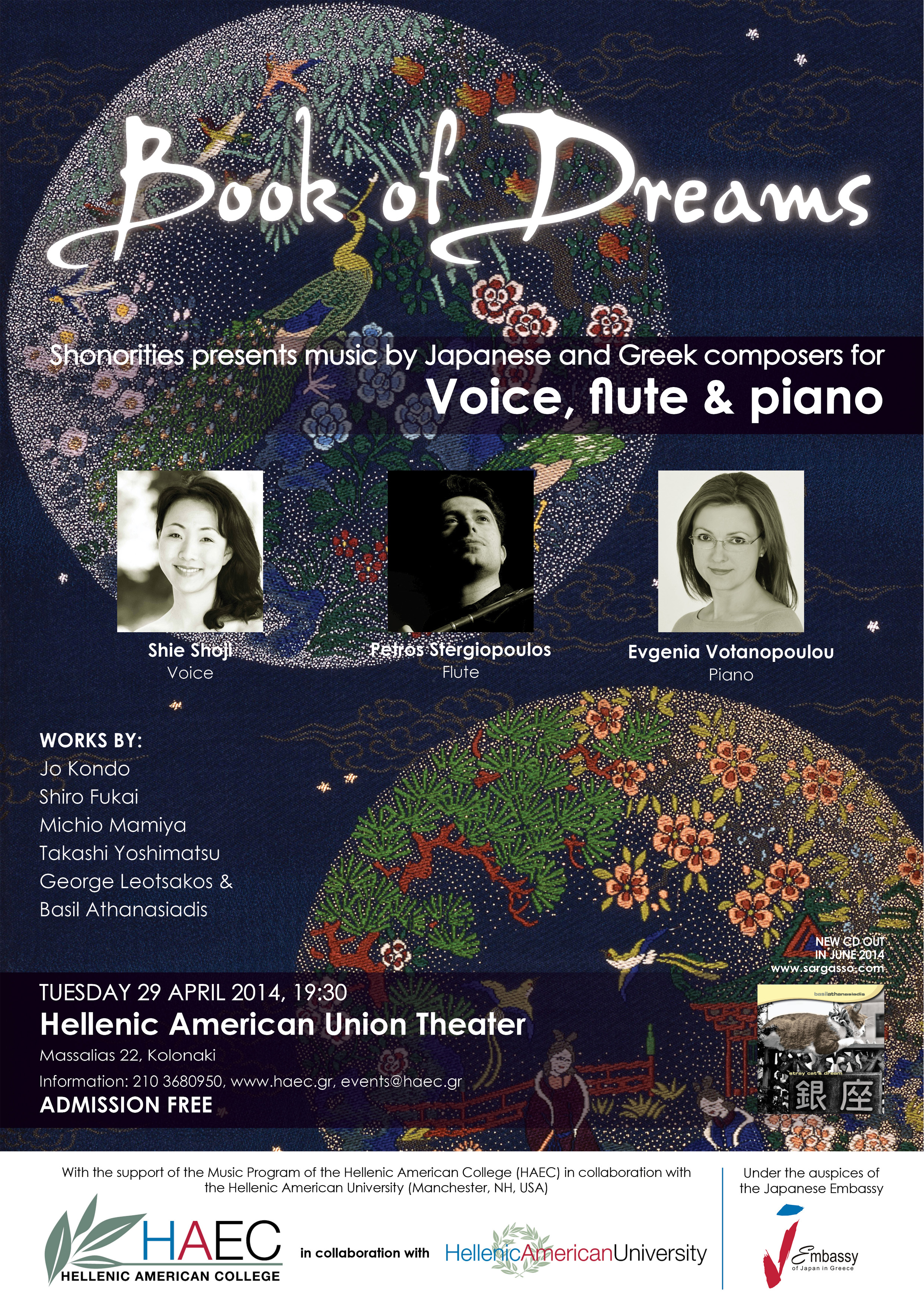 Book of Dreams_Poster